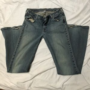 Silver brand jeans 35 inch inseam